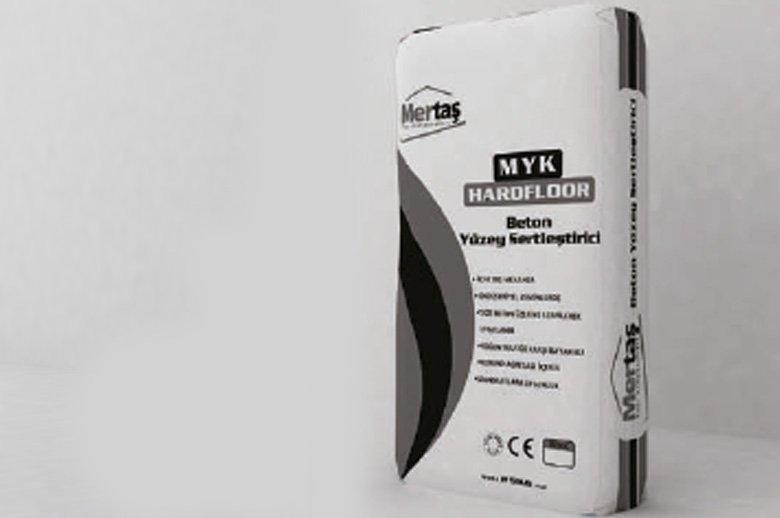 MYK HARDFLOOR - Beton Yüzey Sertleştirici